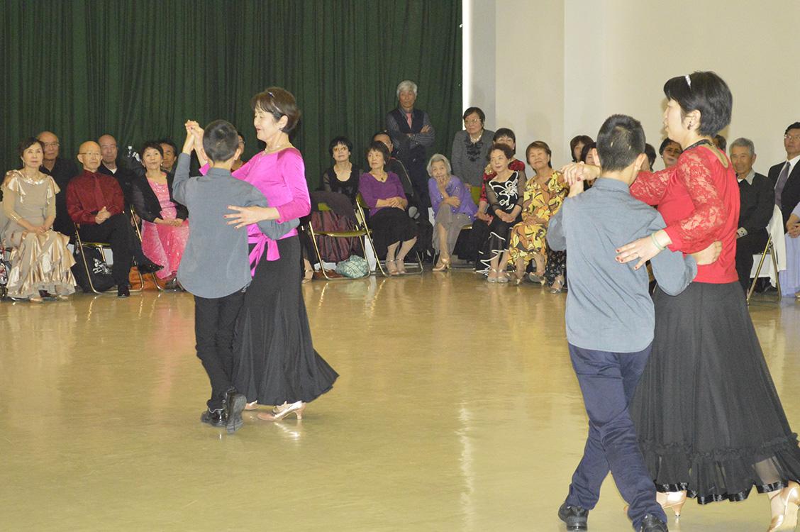 11月23日ダンスの日 記念 ダンス交流会