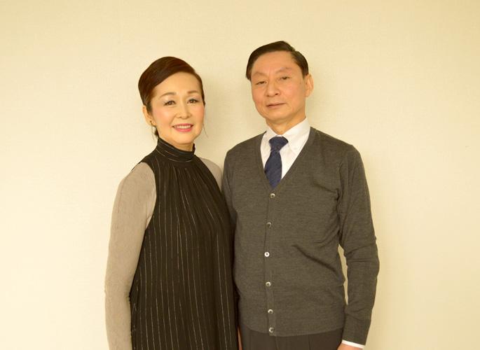 渡辺ダンススタジオの講師の良平先生と恵子先生